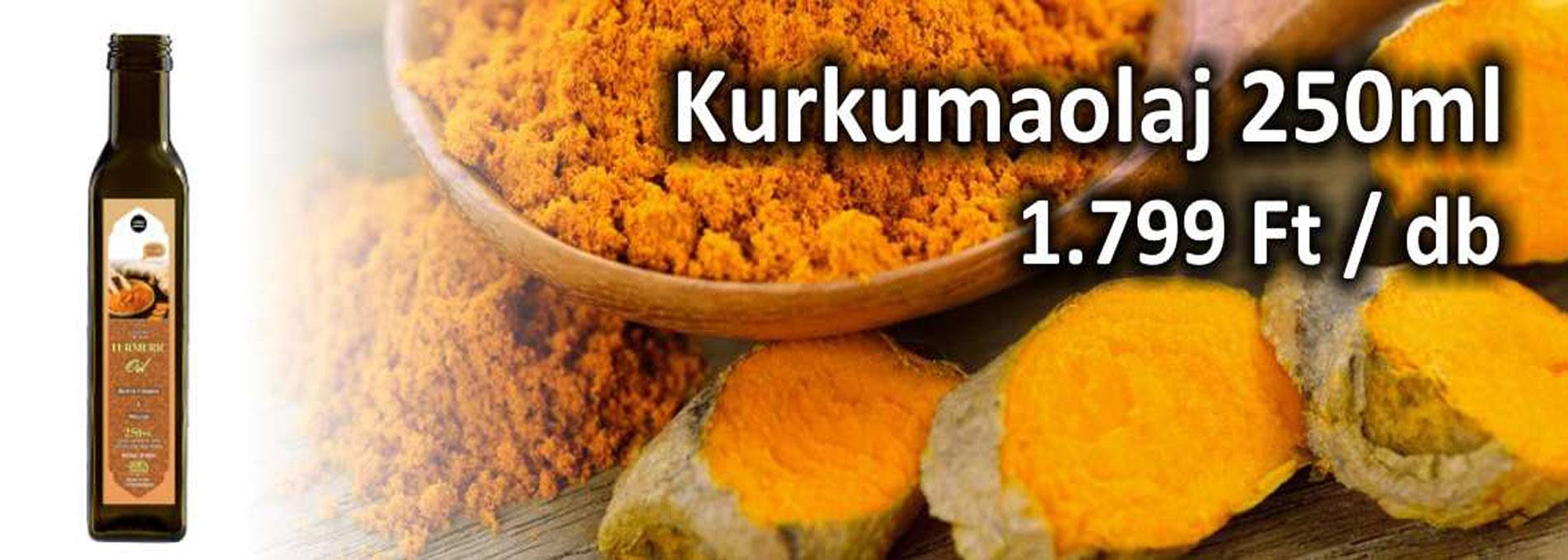 Kurkumaolaj
