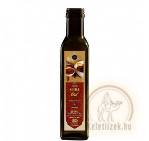 Chili olaj 250ml