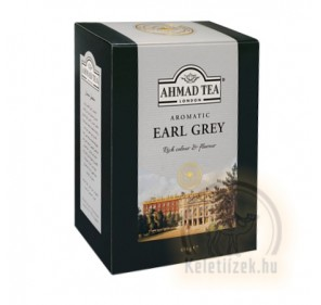 Earl Grey aromas tea 500g szálas (Ahmad Tea)