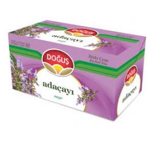 Zsálya tea filteres 40g Dogus