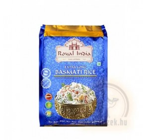 Basmati rizs 1kg Extra hosszú