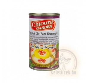 Baba ganoush - padlizsánkrém 370g Chtoura