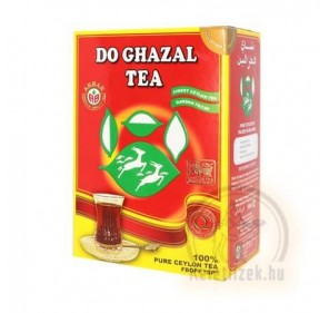 Ceylon tea 500g szálas (Do ghazal)