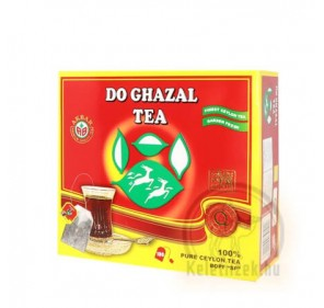 Ceylon tea 200g filteres (Do ghazal)