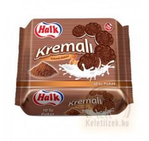 Csokoládés keksz 500g Halk