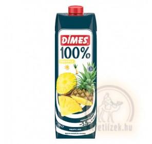 Ananás 100% 1l Dimes