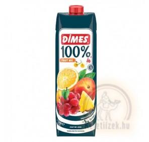 Gyümölcs mix 100% 1l Dimes