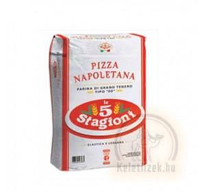 Pizzaliszt szicíliai jellegű 1kg