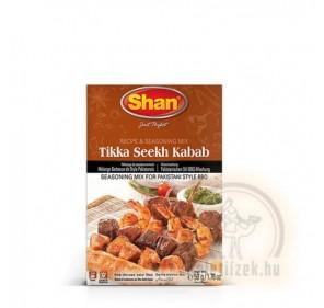 Tikka Seekh kebab 50g Shan