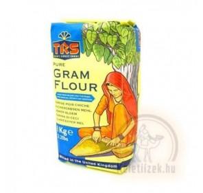 Csicseriborsó liszt (Gram liszt) 1kg TRS